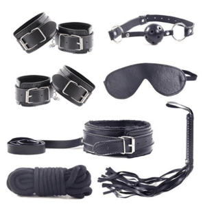 De Willie bondageset for couples