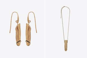 Yves Saint Laurent launches penis jewelry