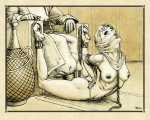 Online adult comics: Brian Tarsis