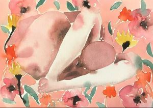 The erotic art of @TinaMariaElena