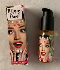 Happy Diva Spice Me Up! Stimugel