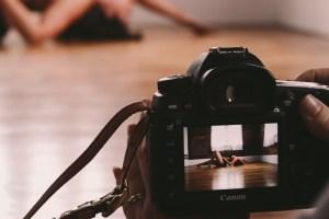 Probeer dit rollenspel: De fotograaf en het model