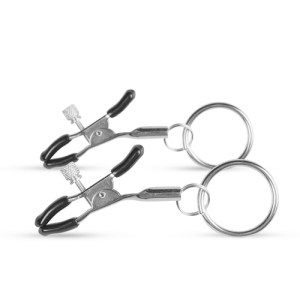 Nipple clamps – EasyToys Fetish Collection – review