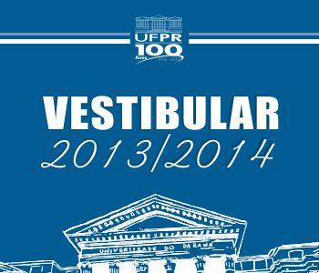 Vestibular 2013/2014