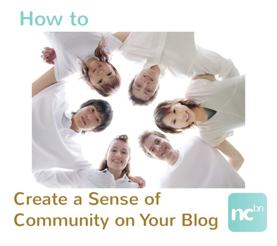 build a blog community