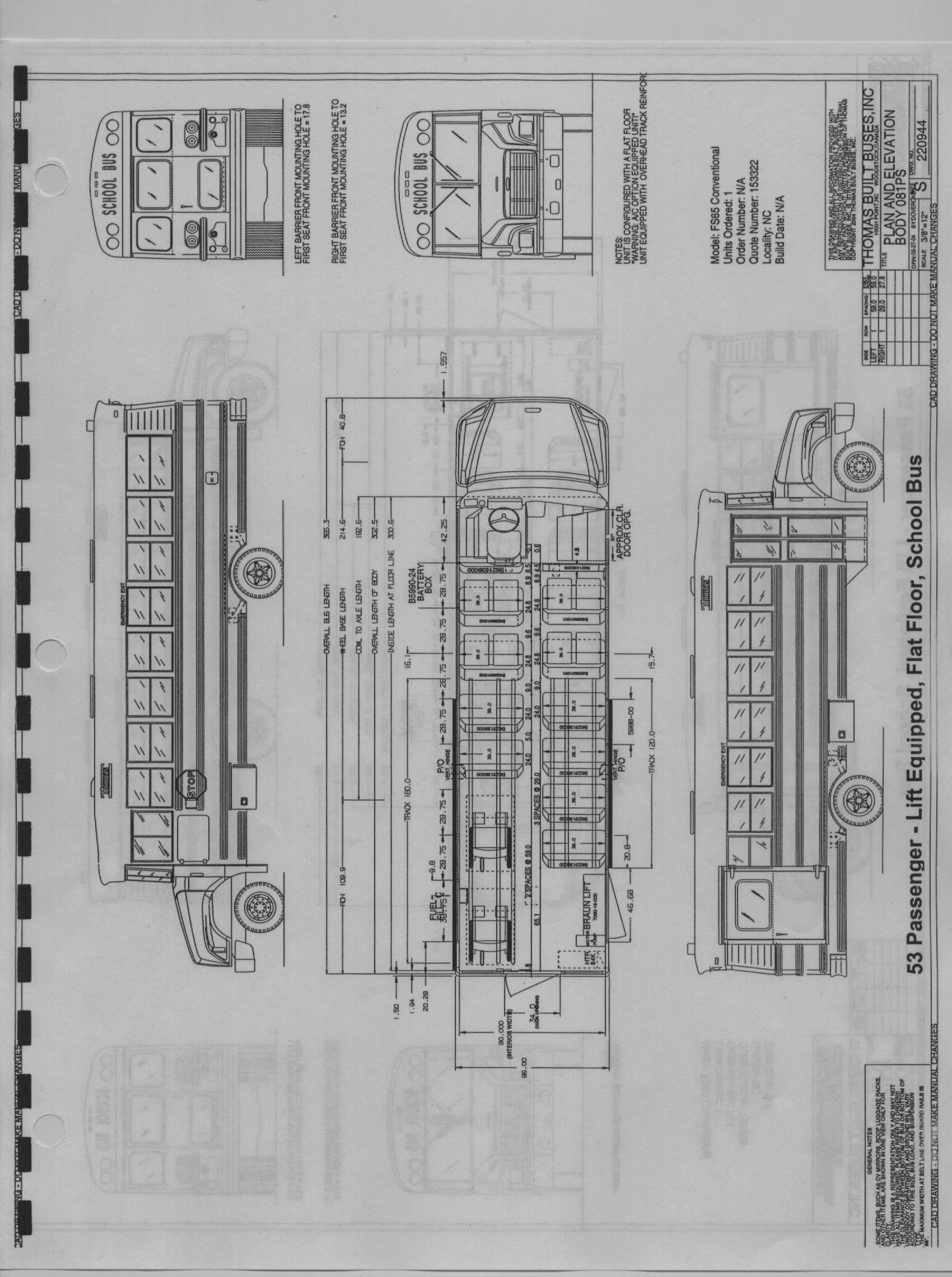 School Bus Chassis Diagram Pictures To Pin