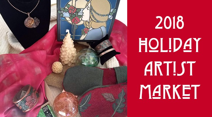 NCCA-Artsplace Holiday Artist Market