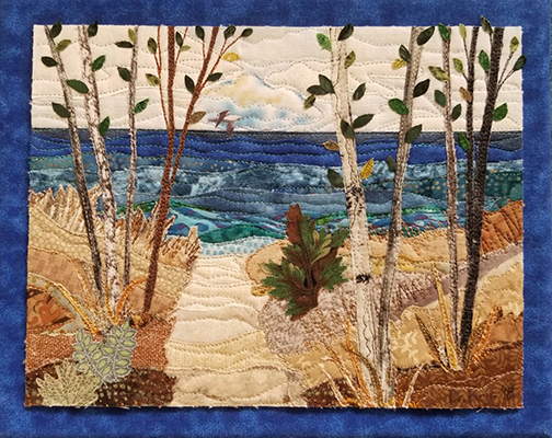 Call for Entries: Quilt Exhibit October 2- November 9