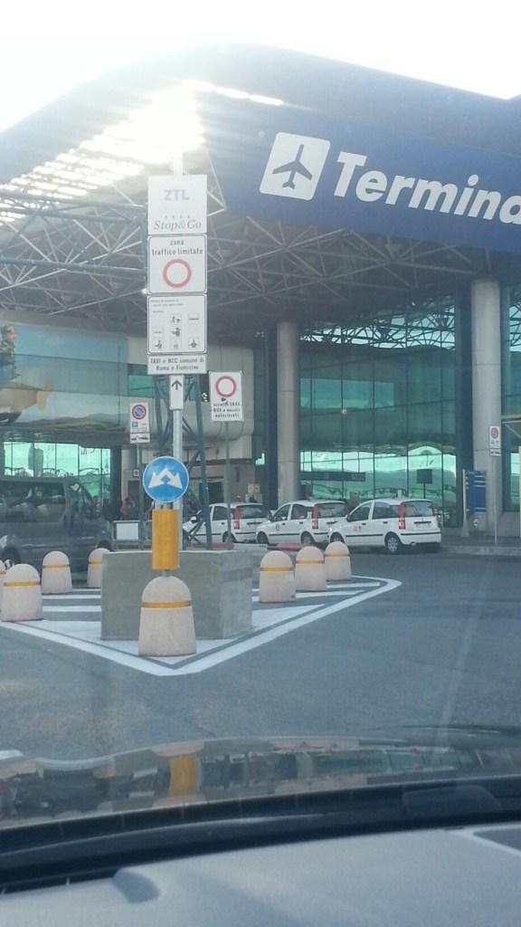 ZTL Aeroporto di Fiumicino