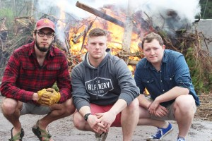 MEN AND FIRE