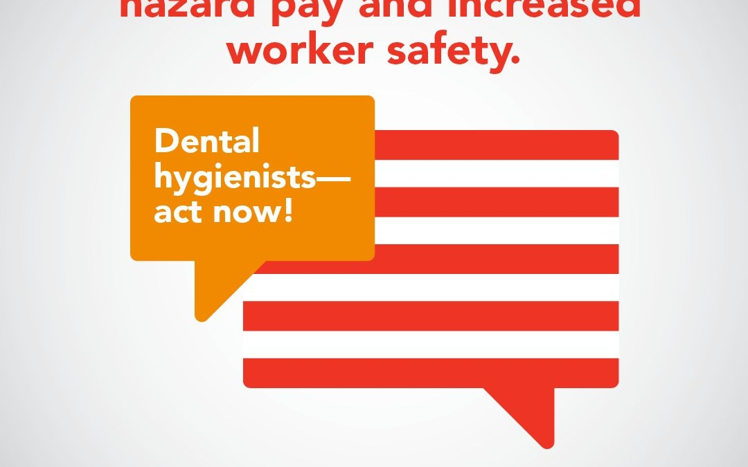 ADHA's Hazard Pay and Increased Worker Safety Campaign