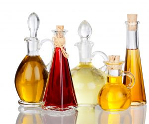 Separated Edible Oils
