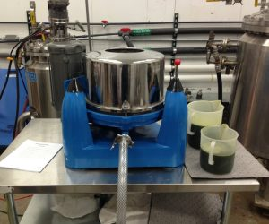 Centrifuge Trials and Analysis 3