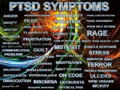Image result for ptsd from domestic violence