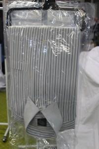 ワイシャツ仕上げスタイル(ハーフ&ハーフ)