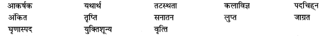 NCERT Solutions for Class 9 Hindi Sparsh Chapter 6 2