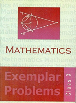 NCERT EXEMPLAR BOOK CLASS 10 Mathematics - NCERT Books