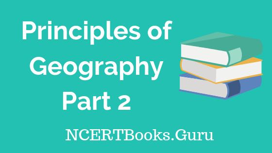 Principles of Geography Part 2 Old NCERT