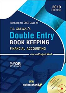 TS Grewal Class 11 Accountancy Solutions