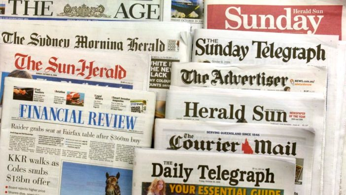 Importance Of Newspapers Essay