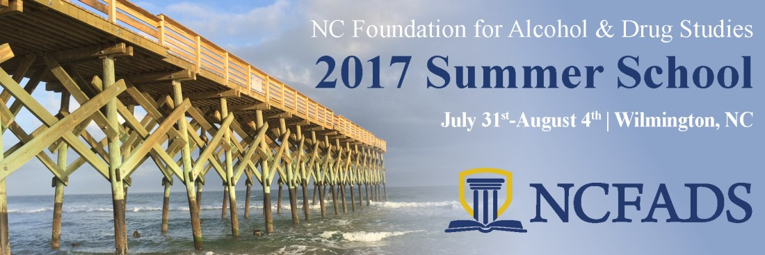 2017 NCFADS Summer School: July 31st through August 4th | North