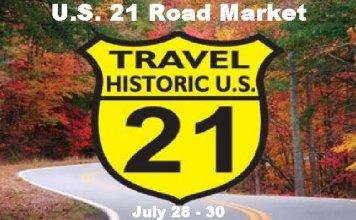 US 21 Road Market/Yard Sale
