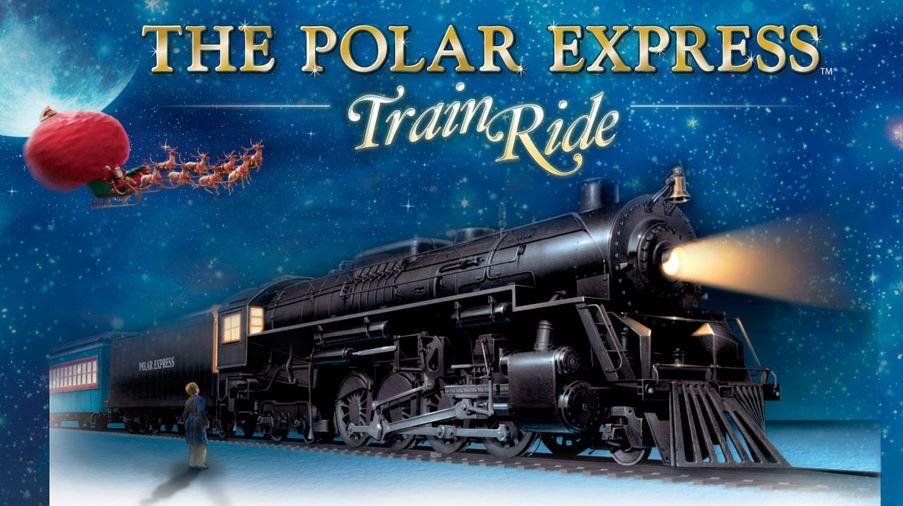 Polar Express Train Ride 2017