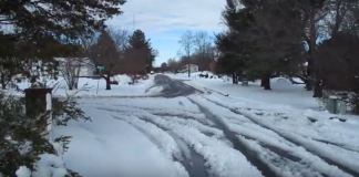 Snow removal kernersville north carolina