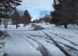 Snow removal kernersville north carolina