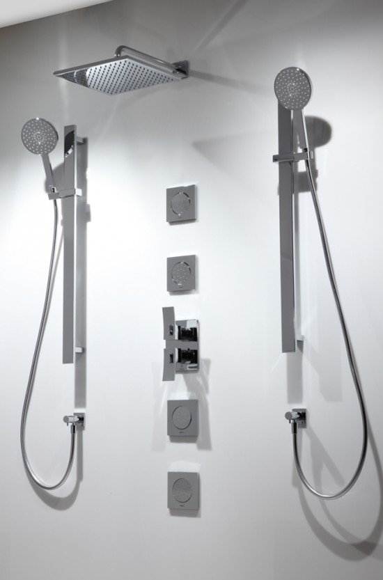Riobel Coaxial Shower System North Central Plumbing