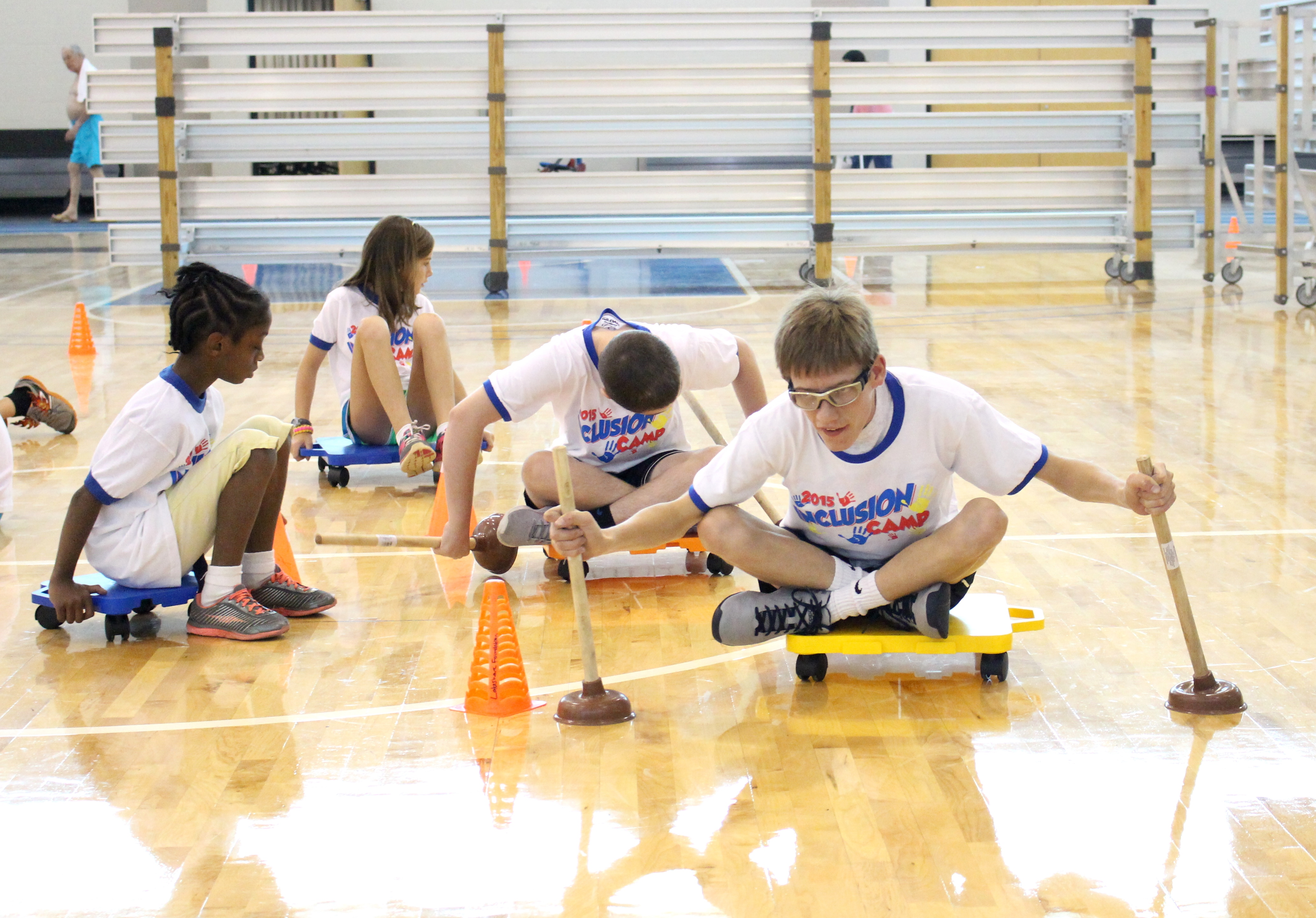 Physical Activity In Children With Disabilities Nchpad