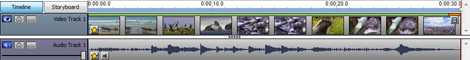 Download easy video edinting and video mixing software