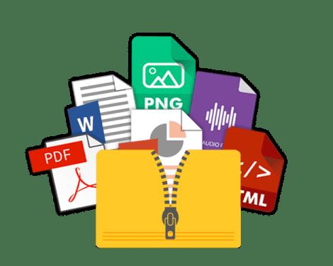 Macam-macam File Kompresi