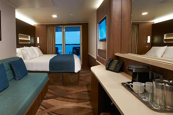 as an experienced cruiser i ve sailed in just about every type of stateroom there is but hands down my stateroom of choice is a balcony