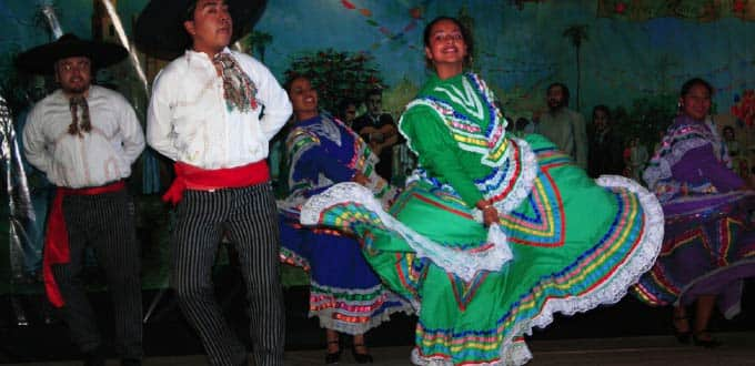Mexican Folklore Dancer High Resolution Stock Photography And