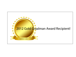 Graalman Gold with Chapter Name