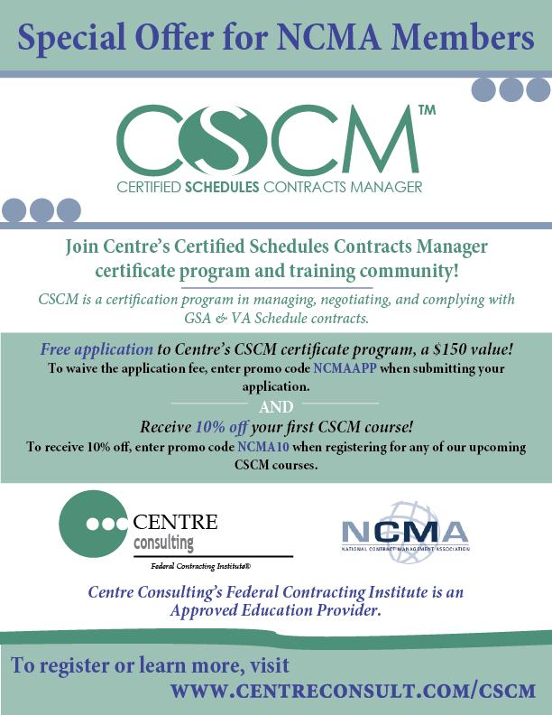 CSCM NCMApromo