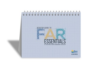 Join Us for FAR Essentials, NCMA's Newest National Education Seminar