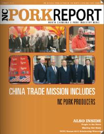 NC Pork Report - Summer 2015
