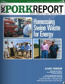 NC Pork Report - Summer 2014