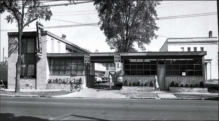 NCPTT Pig Skin And Wieners The Early Influences On Preservation Architect Jack Pyburn