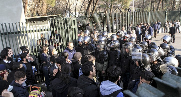 Iran: More Than a Thousand Arrests in August Protests; Call for Urgent Action to Release Prisoners