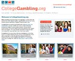 Visit the CollegeGambling Webiste