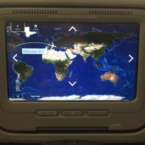 Flight from JFK to Nice, France
