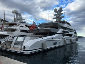 Boats in Monaco