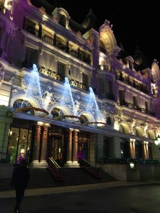Hotel de Paris in Monaco