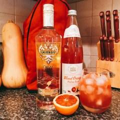 Cocktail Experiments: Tuscan Orange Honeysuckle
