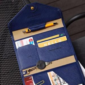 Hello Wander Travel Wallet