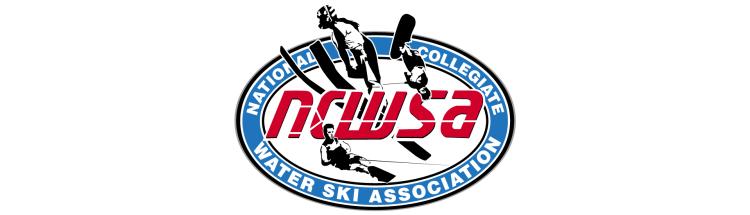 National Collegiate Water Ski Association - Slider Sized Logo