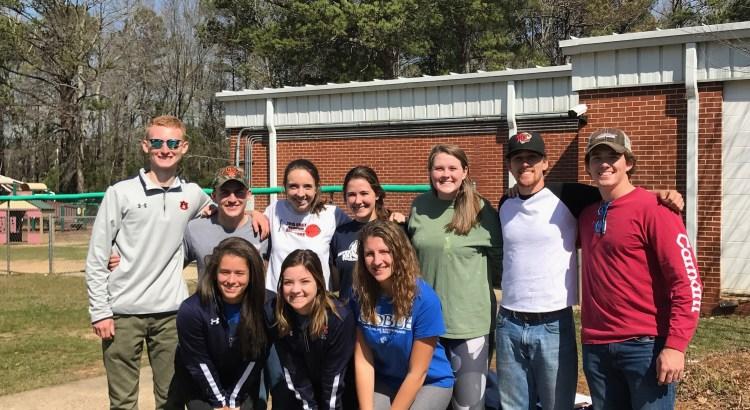 Auburn Water Ski - 2017 The Big Event Community Service Project